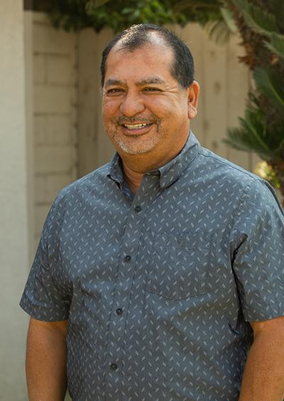 Board Director Joe Garcia
